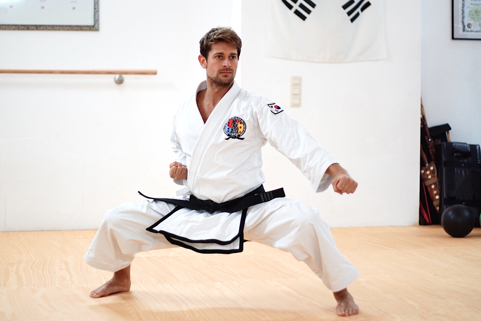 Kampfkunst im Black Belt Center