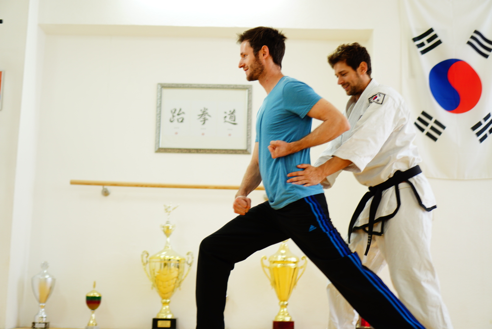 Personal Training im Black Belt Center