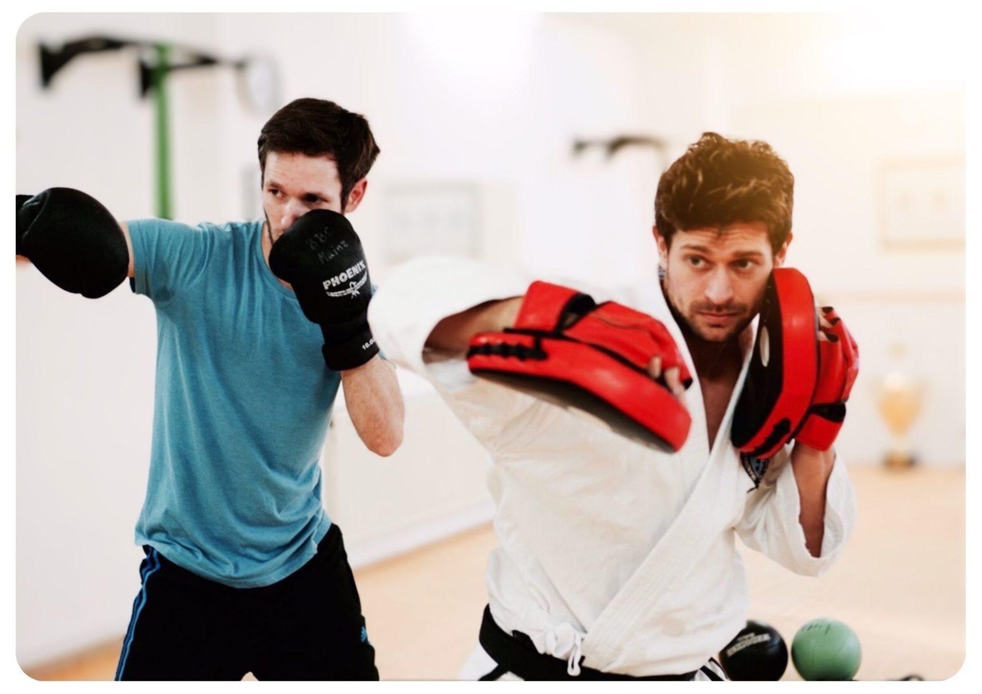 Personal Training im Black Belt Center